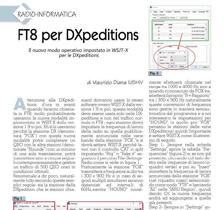 FT8 per DXpeditions